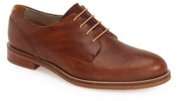 J Shoes Men's 'William Plus' Plain Toe Derby