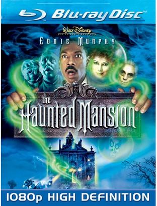 Disney The Haunted Mansion Blu-ray