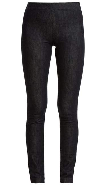 The Row Seeton High Rise Skinny Jeans - Womens - Denim