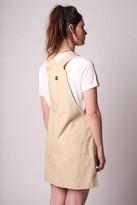 Dr. Denim Michigan Pinafore Dress Desert - XS