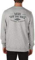 Vans Original Classics Crew Sweatshirt