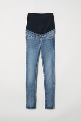 H&M MAMA Skinny Jeans - Blue