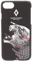 Marcelo Burlon County of Milan Sham cheetah-print iPhone® 7 case