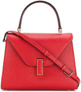 Valextra Easy Day Mini bag - women - Calf Leather/Metal (Other) - One Size