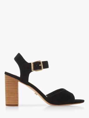 Dune Isobela Block Heel Sandals