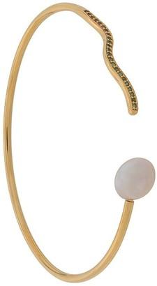 Maria Black Onda Flexible cuff bracelet