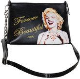 Monroe Women's Marilyn Forever Beautiful Messenger Bag MR6