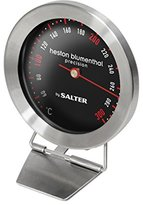 Salter 543 HBSSCR Stainless Steel Heston Blumenthal Precision Oven Thermometer - Silver