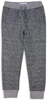 Sovereign Code Boys' Contrast Trim Heather Jogger Pants - Sizes S-XL