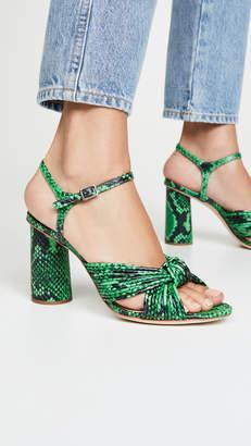 Loeffler Randall Cece High Heel Knot Sandals