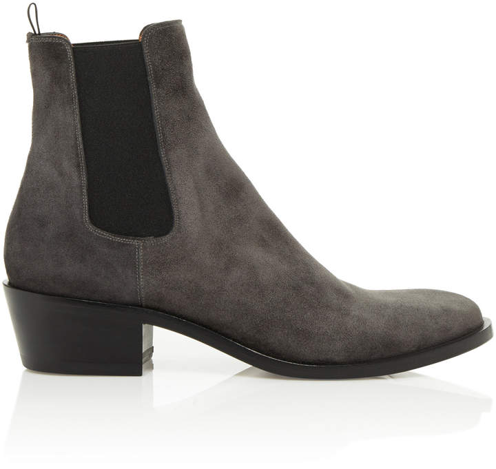 Givenchy Bowery Suede Boot