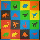 Tadpoles Playmat Set 16-Piece Dino