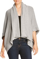 Cupcakes And Cashmere Kelsi Draped Knit Jacket