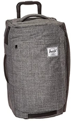 Herschel Wheelie Outfitter 50L (Black) Luggage