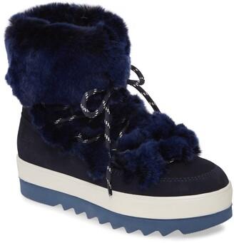 Cougar Vivian Limited Edition Genuine Rabbit Fur Boot