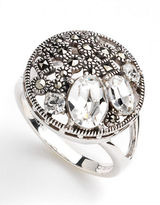 Lord & Taylor Crystal Ring