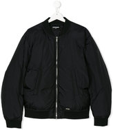 DSQUARED2 Teen classic bomber jacket