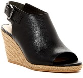 Via Spiga Ingrid Slingback Wedge Mule