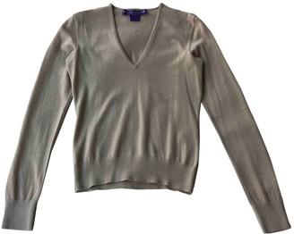 Ralph Lauren Beige Cashmere Knitwear