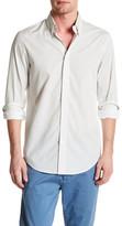 Ben Sherman Micro-Paisley Long Sleeve Regular Fit Shirt