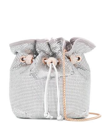 Sophia Webster Emmie rhinestone-embellished bucket bag