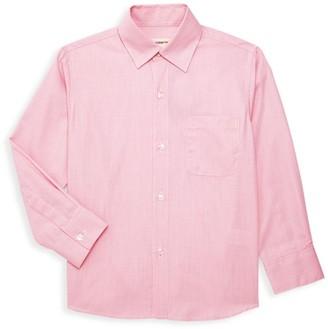 Appaman Little Boy's & Boy's Standard Dress Shirt