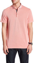 Ted Baker Missow Modern Trim Fit Pique Polo