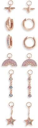 Olivia Burton House of Huggies 12-Piece Earring Set