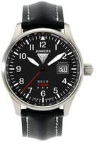 Junkers Men's Automatic Watch Hugo 66502 with Leather Strap