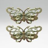Set of 2 Butterfly Napkin Rings