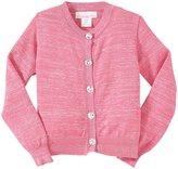 Masala Shimmer Cardigan Metallic (Toddler/Kid) - Pink-3 Years