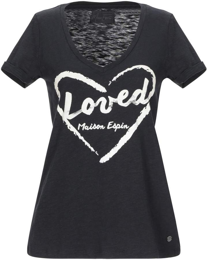 Maison Espin T-shirts - Item 12360492MT