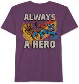 Marvel Avengers-Print T-Shirt, Toddler & Little Boys (2T-7)