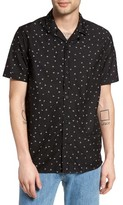 Globe Men's Kinlock Print Camp Shirt