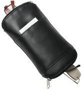 Royce Leather Deluxe Double Eyeglass Case 604-6