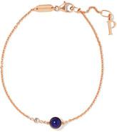 Piaget Possession 18-karat Rose Gold, Lapis Lazuli And Diamond Bracelet