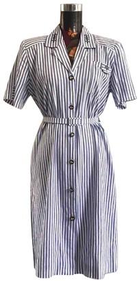 Non Signã© / Unsigned Multicolour Cotton Dresses