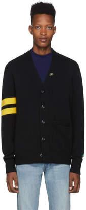Leon Aime Dore Black Sweater Cardigan