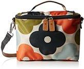 Orla Kiely Giant Flower Spot Print Mini Box Convertible Shoulder Bag