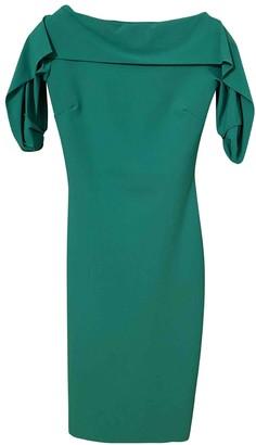 Chiara Boni Green Dress for Women