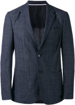 Z Zegna two button suit jacket - men - Spandex/Elastane/Cupro/Wool - 48