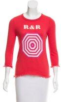 Kate Spade Cashmere Intarsia Sweater