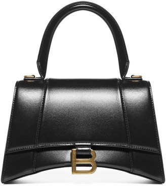 Balenciaga Hourglass Small Top Handle Bag
