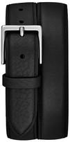 Shinola Men's Bombe Tab Leather Belt