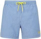 Boss Striped Swim Shorts