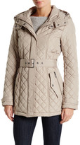 Tommy Hilfiger Quilted Trench Coat