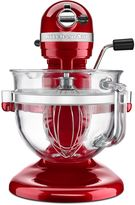 KitchenAid 6 qt. Glass Bowl Stand Mixer