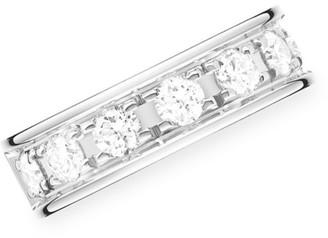 Boucheron Quatre Radiant Edition 18K White Gold & Diamond Single Clip Earring