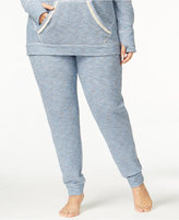 Lucky Brand Plus Size Brushed Terry Pajama Pants