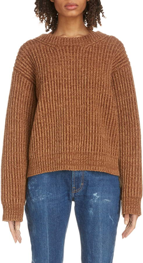 3071d96e68c Ribbed Oversized Sweater